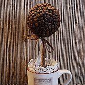 Дизайн и реклама ручной работы. Ярмарка Мастеров - ручная работа Кофейное дерево. Handmade.