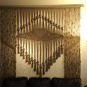 """Для дома и интерьера ручной работы. Ярмарка Мастеров - ручная работа Ковер """"Муза"""". Handmade."""