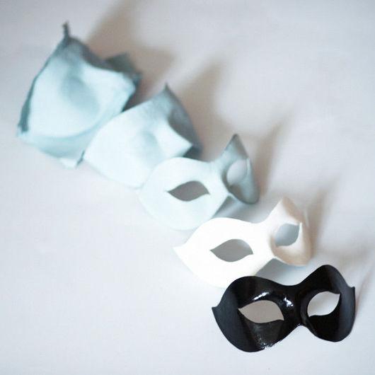 Другие виды рукоделия ручной работы. Ярмарка Мастеров - ручная работа. Купить Заготовки для создания карнавальных масок. Handmade. Маска