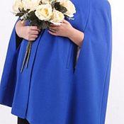 """Одежда ручной работы. Ярмарка Мастеров - ручная работа Пальто-накидка """" Я Большая"""". Handmade."""