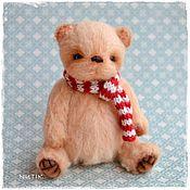 Куклы и игрушки ручной работы. Ярмарка Мастеров - ручная работа Мандаринчик мишка тедди. Handmade.