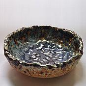 Посуда ручной работы. Ярмарка Мастеров - ручная работа Скала и море. Handmade.