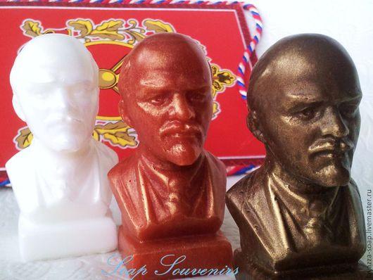 Мыло ручной работы. Ярмарка Мастеров - ручная работа. Купить Мыло Ленин. Handmade. Мыло ручной работы, мыло на конкурсы