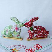 Подарки к праздникам handmade. Livemaster - original item Easter rabbit Bunny. Handmade.