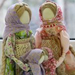 Руса кукла - Ярмарка Мастеров - ручная работа, handmade