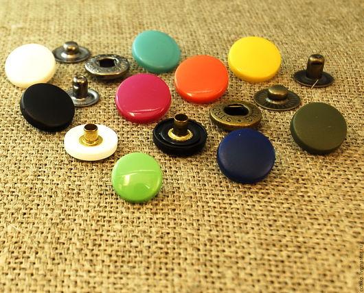 Другие виды рукоделия ручной работы. Ярмарка Мастеров - ручная работа. Купить Цветные Кнопки Пластик. Handmade. Кнопки