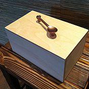 Для дома и интерьера ручной работы. Ярмарка Мастеров - ручная работа Короб для хранения. (заготовка). Handmade.