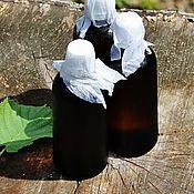 Косметика ручной работы handmade. Livemaster - original item Suntan oil Filbert/Guggul 100ml. Handmade.