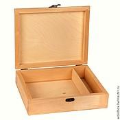 Материалы для творчества handmade. Livemaster - original item 27207 (2) non-STANDARD CELLS: box 27 20 7 with compartment. Handmade.