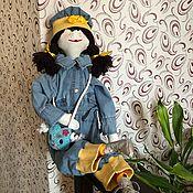 Куклы Тильда ручной работы. Ярмарка Мастеров - ручная работа Текстильная кукла Тильда.Кукла Ритка. Handmade.