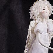 Куклы и игрушки ручной работы. Ярмарка Мастеров - ручная работа Ангелы большие. Handmade.