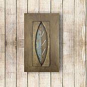 Картины и панно ручной работы. Ярмарка Мастеров - ручная работа Тот самый лист. Handmade.