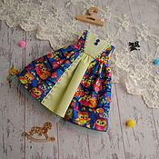 Одежда для кукол ручной работы. Ярмарка Мастеров - ручная работа Платье для Паола Рейна. Handmade.