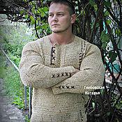 Одежда handmade. Livemaster - original item Men`s shirt