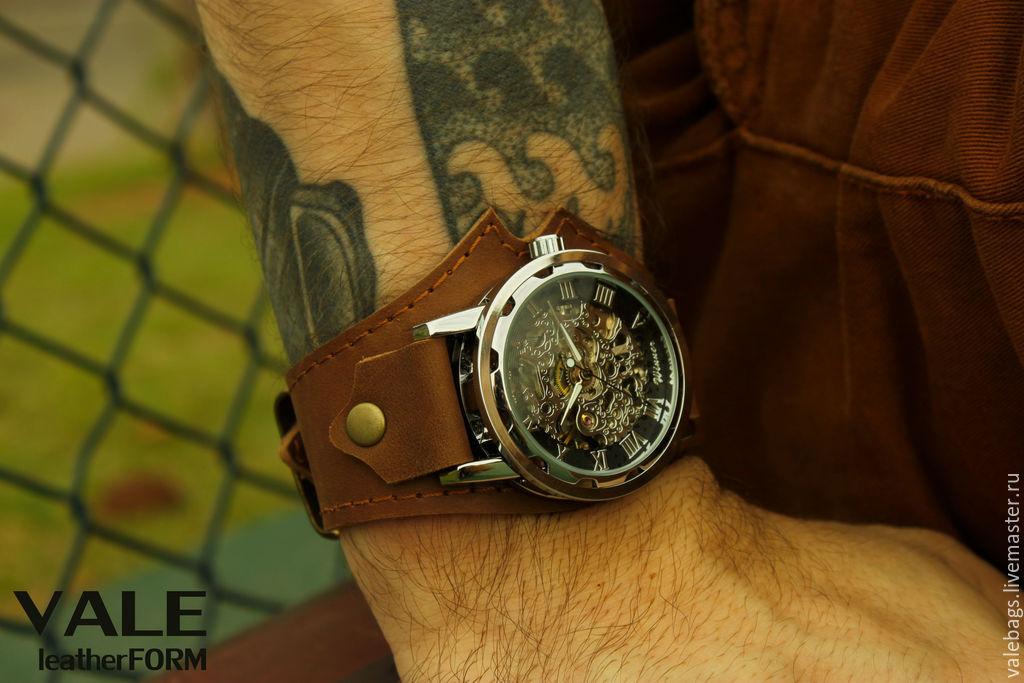 Купить панковские часы
