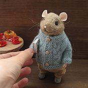 Куклы и игрушки ручной работы. Ярмарка Мастеров - ручная работа Mr. Mouse. Handmade.