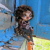 Куклы и игрушки ручной работы. Ярмарка Мастеров - ручная работа Солнечная девочка Гелиона. Handmade.