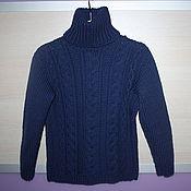 Работы для детей, ручной работы. Ярмарка Мастеров - ручная работа теплый свитер. Handmade.