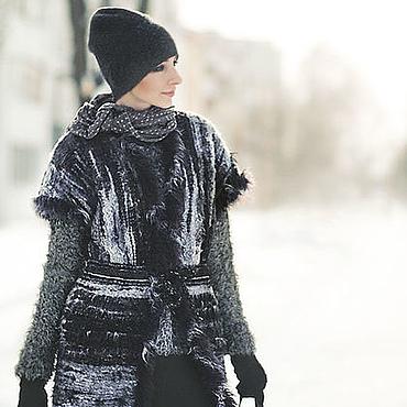 "Clothing handmade. Livemaster - original item Пальто ""Ameli"". Handmade."