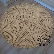 Для дома и интерьера handmade. Livemaster - original item Knitted carpet