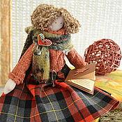 """Куклы и игрушки ручной работы. Ярмарка Мастеров - ручная работа Осенний ангелок """"Пора расставаний"""". Handmade."""
