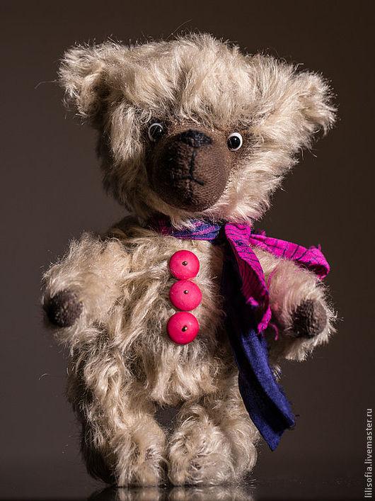 Мишки Тедди ручной работы. Ярмарка Мастеров - ручная работа. Купить Мишка светлый. Handmade. Белый, подарок, светлый, мишка