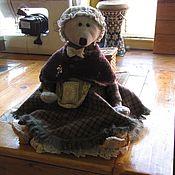 Куклы и игрушки ручной работы. Ярмарка Мастеров - ручная работа добрая бабушка. Handmade.