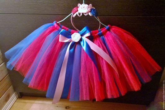 Одежда для девочек, ручной работы. Ярмарка Мастеров - ручная работа. Купить юбка туту. Handmade. Юбка из фатина, юбка для девочки