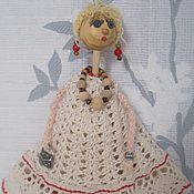 Куклы и игрушки ручной работы. Ярмарка Мастеров - ручная работа Куклы деревянные. Handmade.