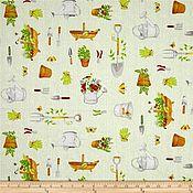 Материалы для творчества ручной работы. Ярмарка Мастеров - ручная работа Хлопок 4702-74 США. Handmade.