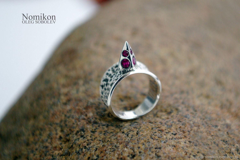 Ring 'Spike Borgia', Rings, St. Petersburg,  Фото №1