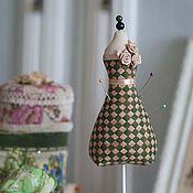 Куклы и игрушки ручной работы. Ярмарка Мастеров - ручная работа Манекен. Handmade.