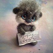 Куклы и игрушки ручной работы. Ярмарка Мастеров - ручная работа Домовеночек Щастье (усыновлен). Handmade.
