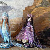 Куклы и игрушки ручной работы. Ярмарка Мастеров - ручная работа Гамаюн - птица вещая. Handmade.
