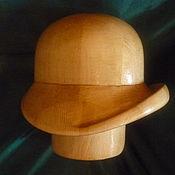 Mannequins handmade. Livemaster - original item hat. Handmade.