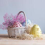 handmade. Livemaster - original item Easter candle