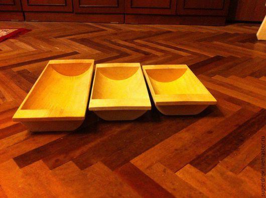 Кухня ручной работы. Ярмарка Мастеров - ручная работа. Купить Корыта. Handmade. Деревянные заготовки, берёза