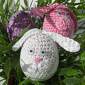 Подарки к праздникам ручной работы. Ярмарка Мастеров - ручная работа Веселый кролик. Handmade.
