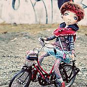 Куклы и игрушки ручной работы. Ярмарка Мастеров - ручная работа Скарлетт. Handmade.