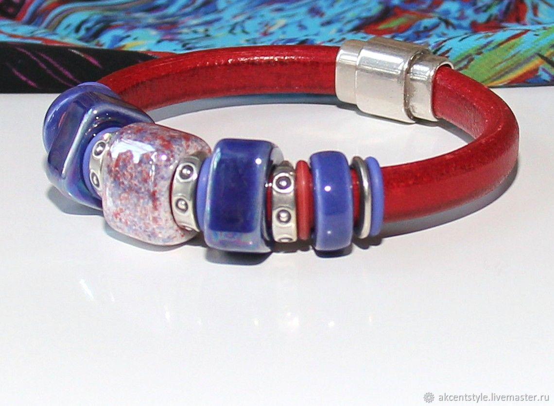 Bracelet.Women's bracelets.Leather bracelets.Leather bracelet.Bracelet leather.To buy a bracelet.Beautiful bracelets.The bracelet on the arm of the female.Bracelets made of leather.To purchase a leath