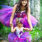Одежда ручной работы. Ярмарка Мастеров - ручная работа Суперпышные юбочки для больших и маленьких принцесс!. Handmade.