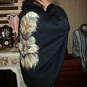 Одежда handmade. Livemaster - original item Jacket oversize