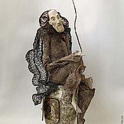 Куклы и игрушки ручной работы. Ярмарка Мастеров - ручная работа Сергий Радонежский. Handmade.