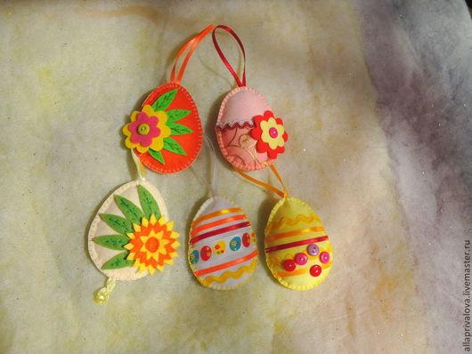 Подарки на Пасху ручной работы. Ярмарка Мастеров - ручная работа. Купить Пасхальное яичко объемное (маленькое). Handmade. Пасха