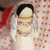 Куклы и игрушки ручной работы. Ярмарка Мастеров - ручная работа Народная кукла-оберег На удачное замужество. Handmade.
