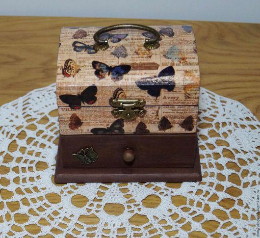 миникомодик мини-комодик мини комодик декупаж деревянный мини-комод мини-комодики шкатулка для украшений подарок на любой случай мини комодик купить