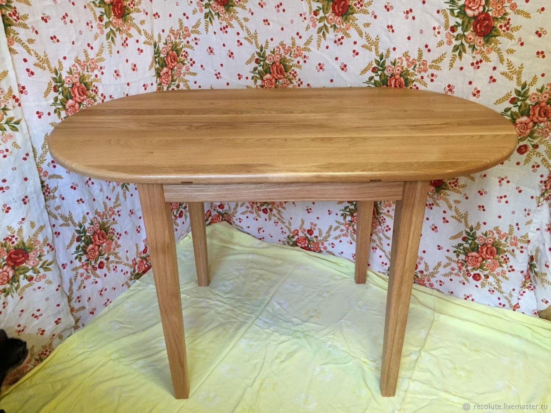 Dining table solid oak, Tables, Novorossiysk,  Фото №1