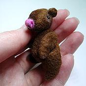 Куклы и игрушки ручной работы. Ярмарка Мастеров - ручная работа Мишка Малыш. Handmade.