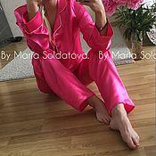 Пижама люкс