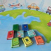 Куклы и игрушки ручной работы. Ярмарка Мастеров - ручная работа Паспорт для куклы / игрушки. Handmade.